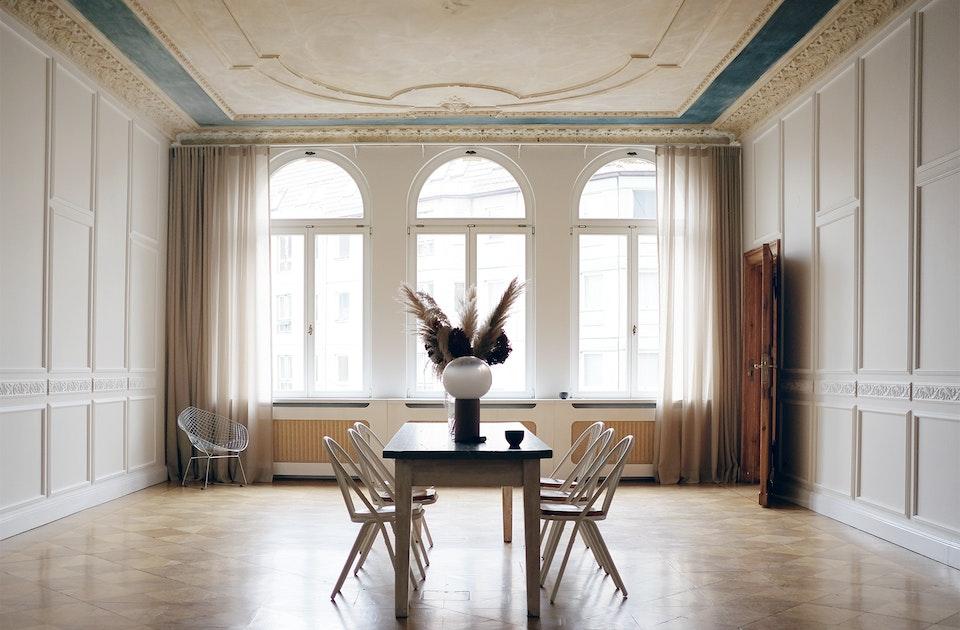 Willkommen in den Räumen von Carl Fritz