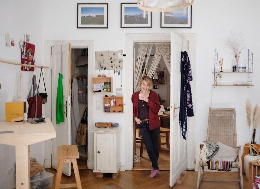 Willkommen bei Carolin Zeyher– Frau Caze