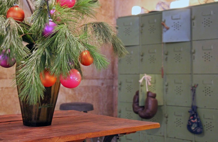Christmas At J V Finest Vintage Industrial Furniture 4