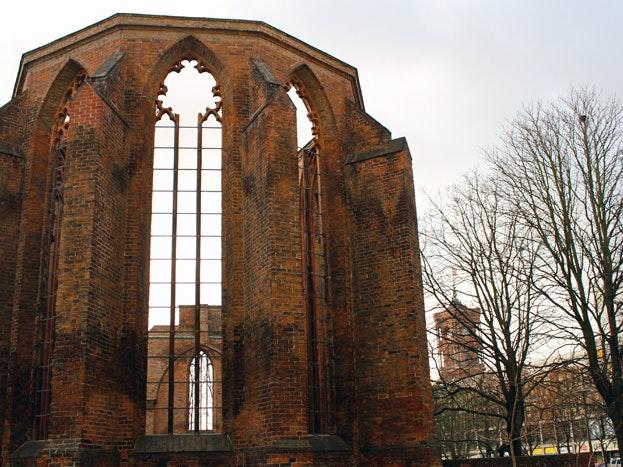 Die Franziskaner Klosterkirche Berlin Mitte 3