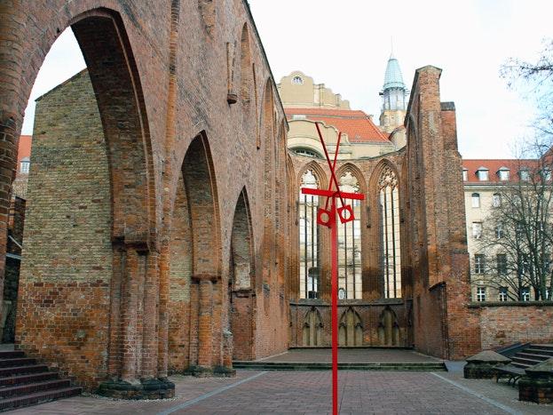 Die Franziskaner Klosterkirche Berlin Mitte 4