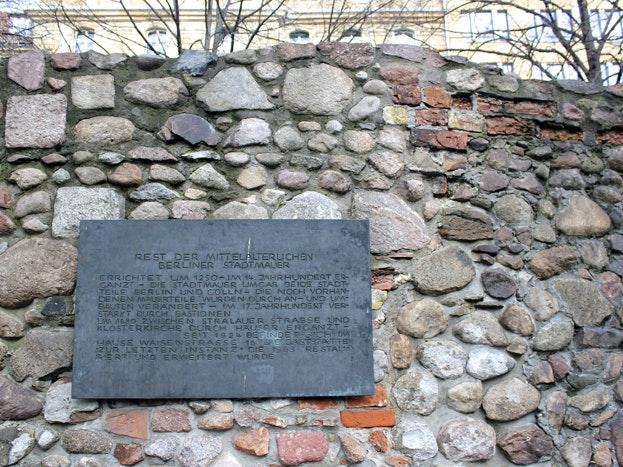 Die Franziskaner Klosterkirche Berlin Mitte 6