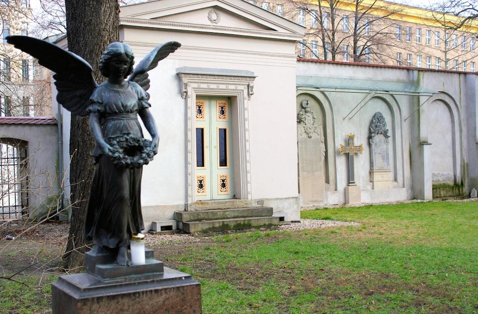 Die Parochialkirche Berlin Mitte 1