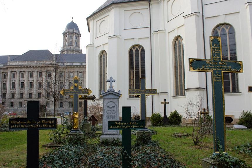 Die Parochialkirche Berlin Mitte 2