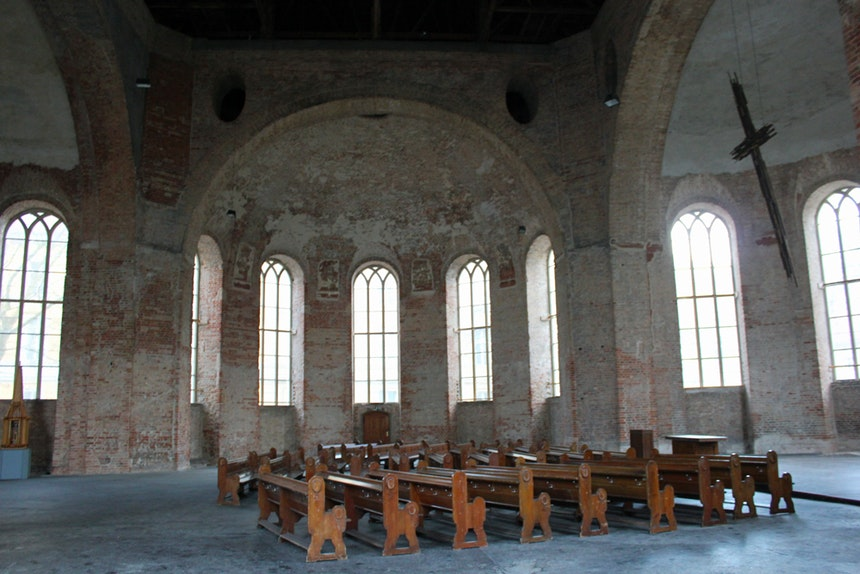 Die Parochialkirche Berlin Mitte 4
