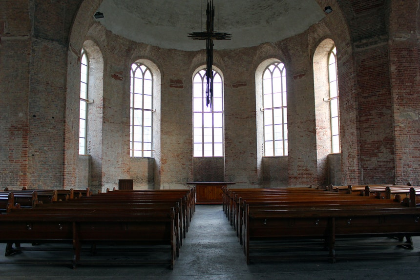Die Parochialkirche Berlin Mitte 6