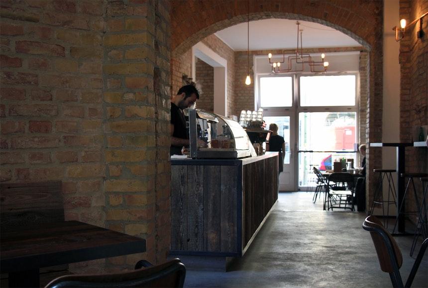Distrikt Coffee Berlin 12