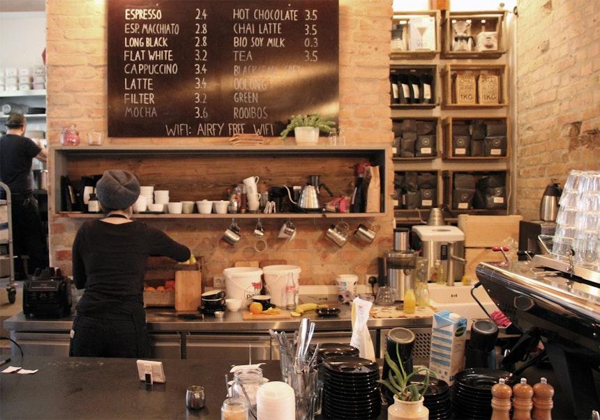 Distrikt Coffee Berlin 4