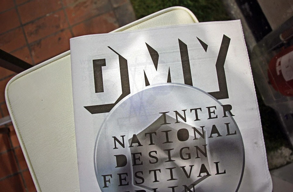 Dmy International Design Festival Berlin 1