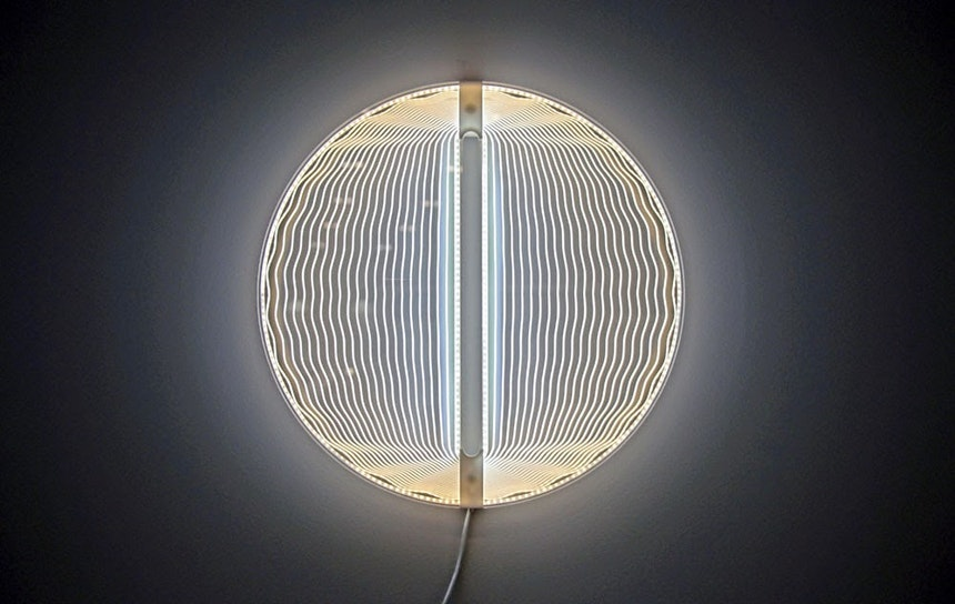 Thanks For The Planets – Wall Lamp, Arnout Meijer Studio
