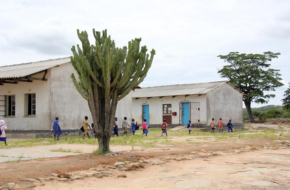 Ein Brunnen Für Die Schule Von Bikita 2