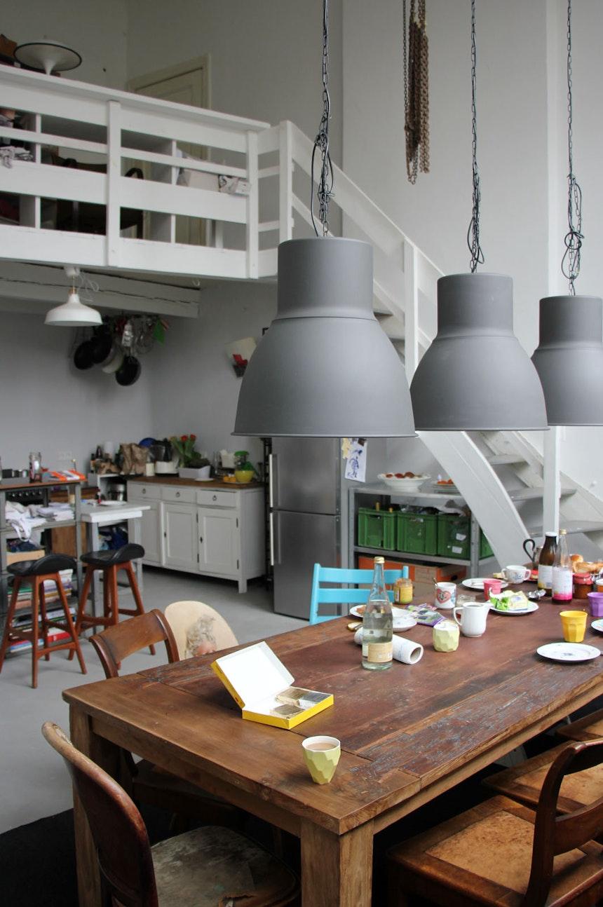 Bildhauer Atelier