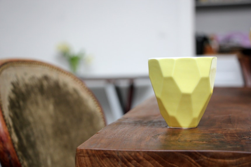 Tasse, Design: Helmut Menzel, Berlin