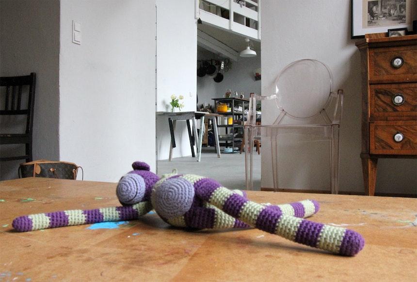 Ein Family Home Im Ehemaligen Bildhauer Atelier 2
