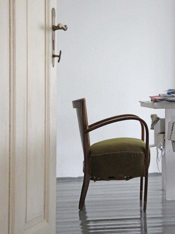 Ein Family Home Im Ehemaligen Bildhauer Atelier 21