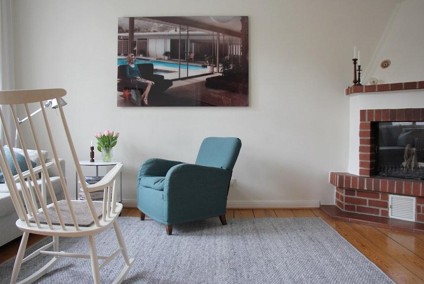 Ein Zimmer In Inchyra Blue 9