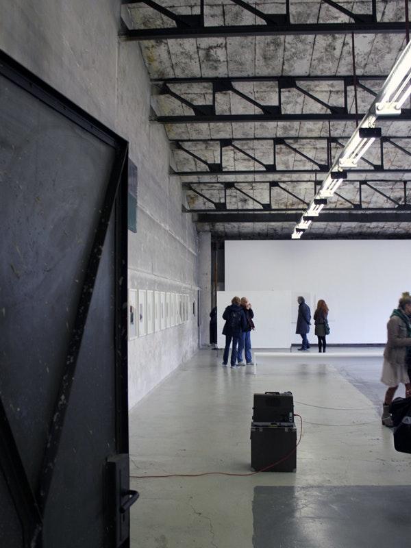 Fahrbereitschaft Gallery Weekend 15