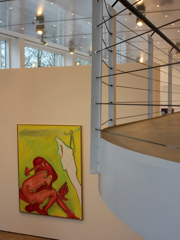 Fahrbereitschaft Gallery Weekend 20