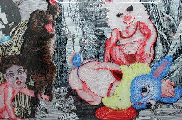 Kunst von 'Cornelia Renz'