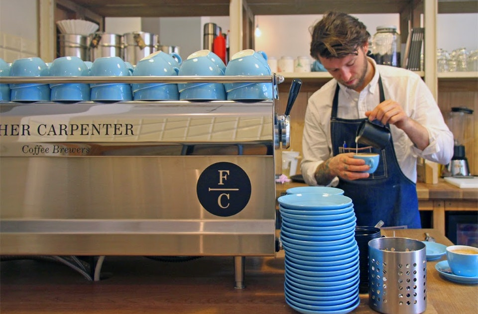 Father Carpenter Coffee Brewers 1