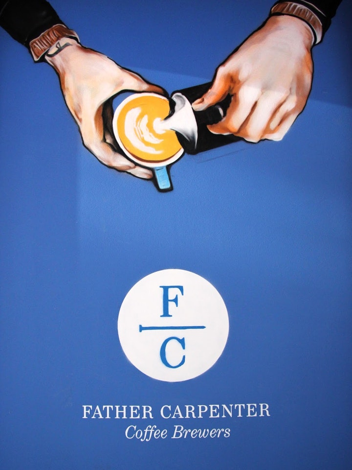 Father Carpenter Coffee Brewers 2