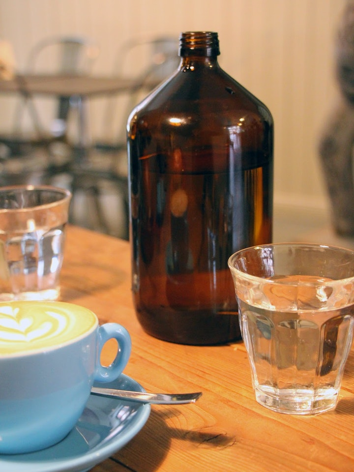 Father Carpenter Coffee Brewers 9