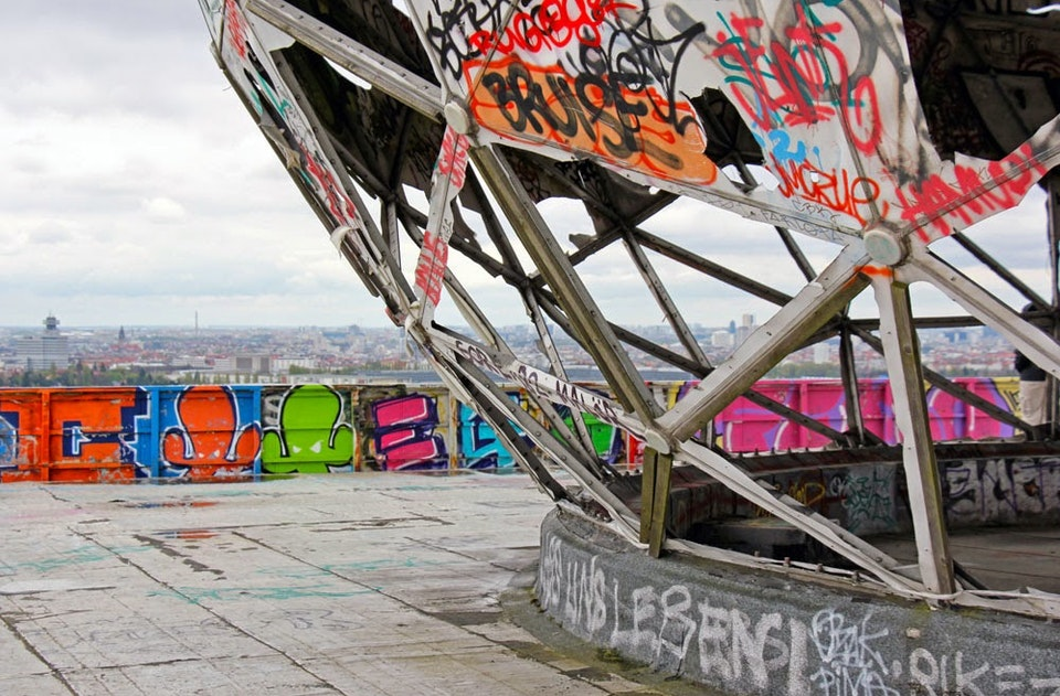 Field Station Teufelsberg Berlin 1