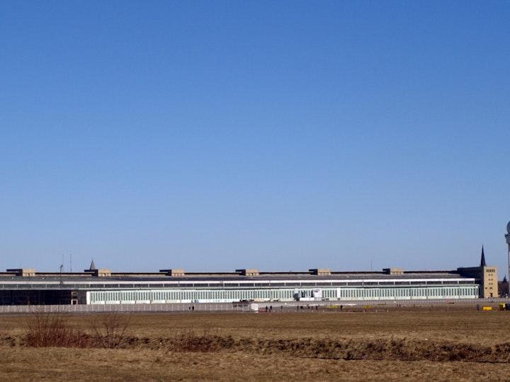Flughafen Berlin Tempelhof 6
