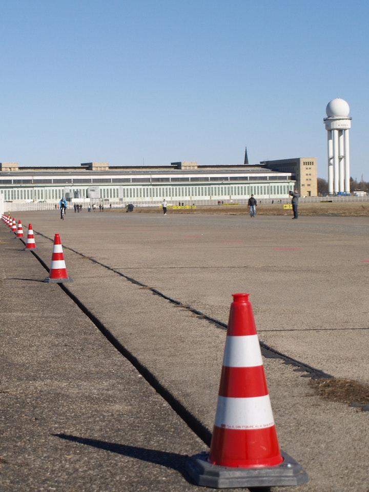 Flughafen Berlin Tempelhof 9