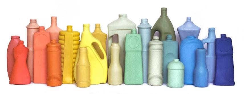 Foekje Fleurs Bottle Vases 1