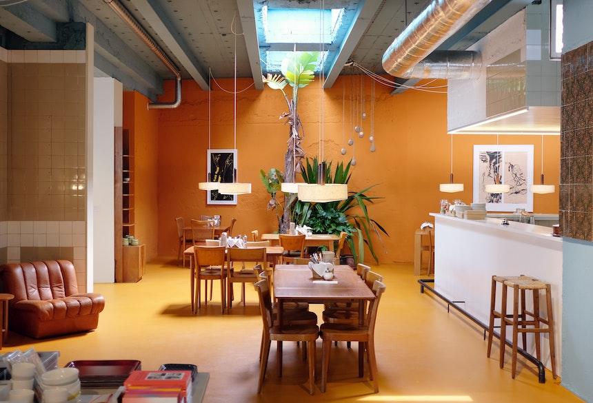 """Das BEY – temporäres """"Wohnzimmer« der Fondation Beyeler"""