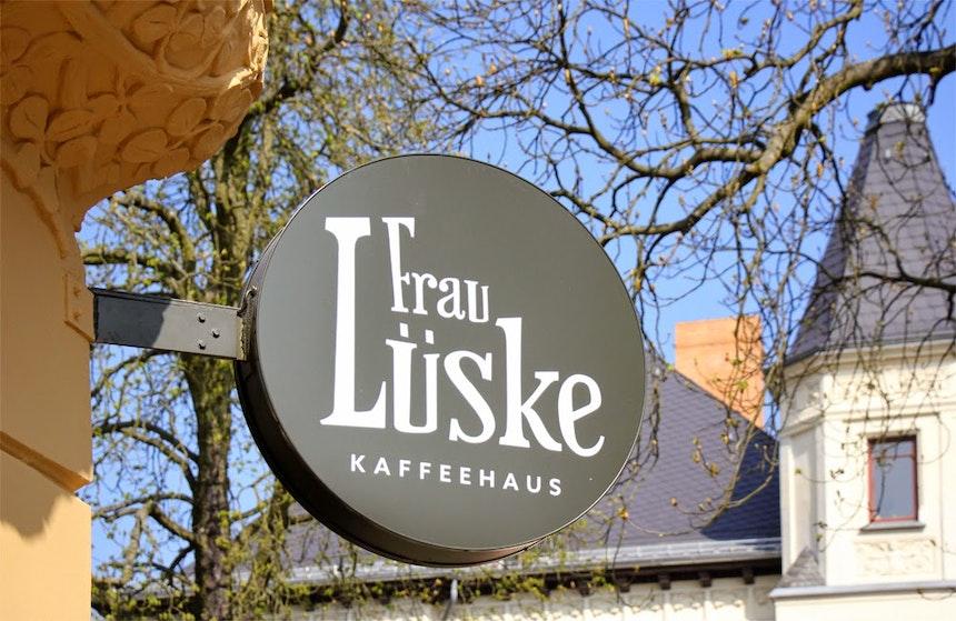 Frau Lüske Ein Kaffeehaus Für Lichterfelde West 1