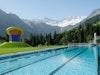 Das Gruebi-Bad in Adelboden – 50-Meter-Becken mit Alpenblick