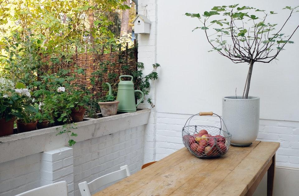 Der Garten von Helene Stolzenberg erinnert an Astrid Lindgren