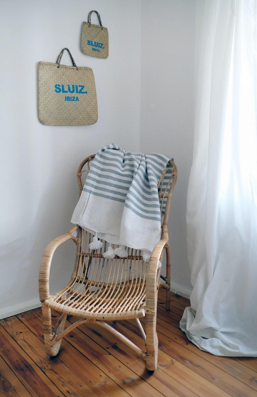 Gemütlich – das Gästezimmer in der ersten Etage