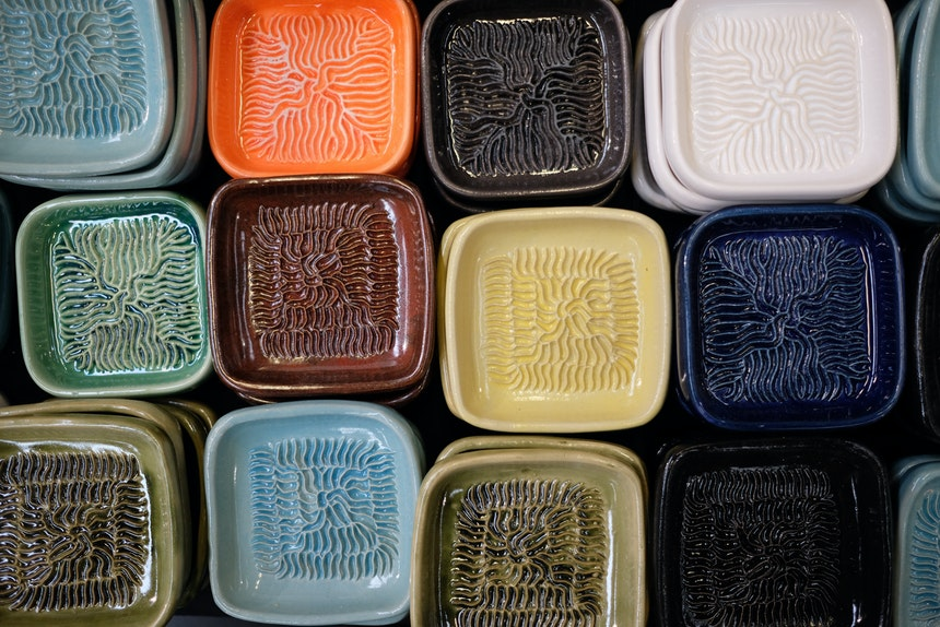 Coole Schalen: Ceramico Reiben aus Finnland