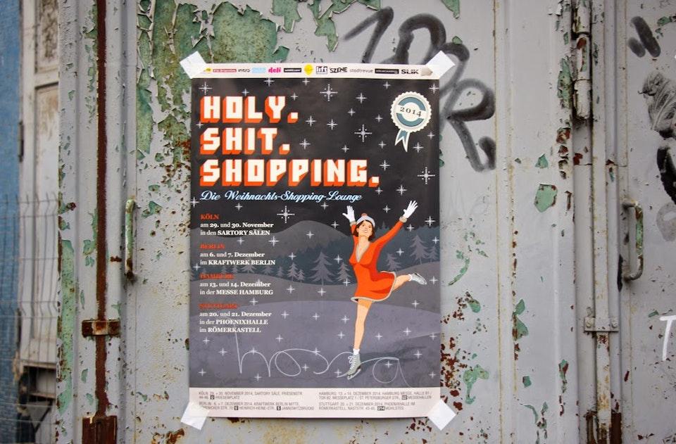 Holy Shit Shopping Berlin 2014 1