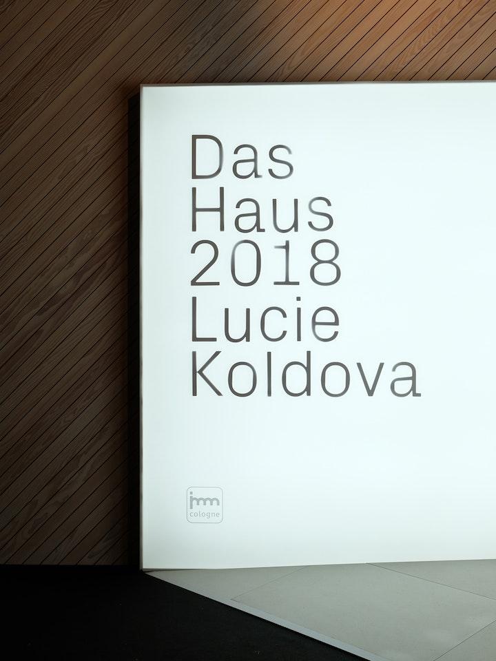 Das Haus Lucie Koldova 2 Imm Cologne 2018 Jpg