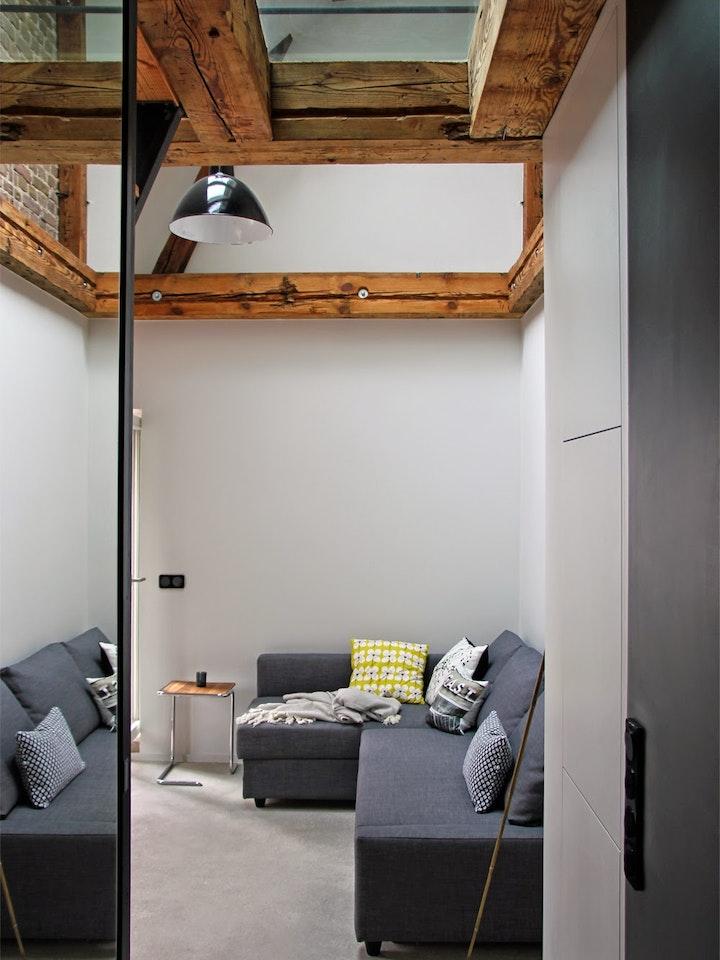 Interior Projekt 25 Quadratmeter Berlin Mitte 2