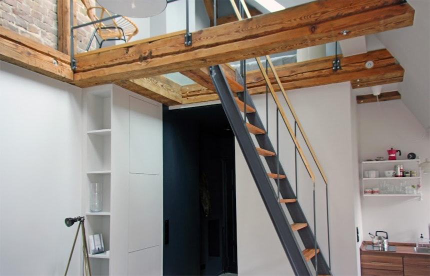 Interior Projekt 25 Quadratmeter Berlin Mitte 3