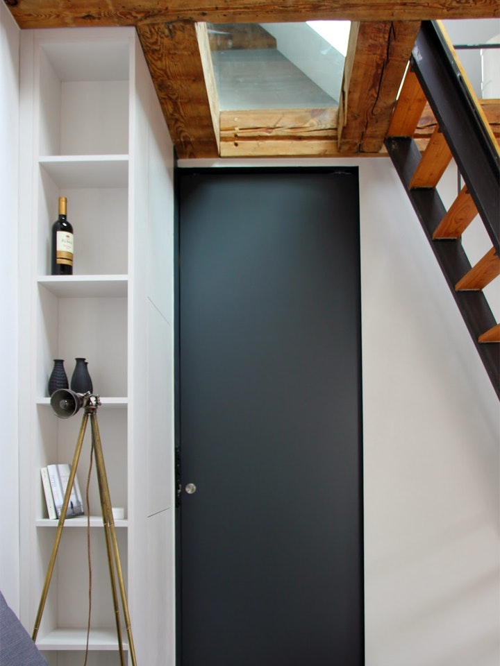 Interior Projekt 25 Quadratmeter Berlin Mitte 4