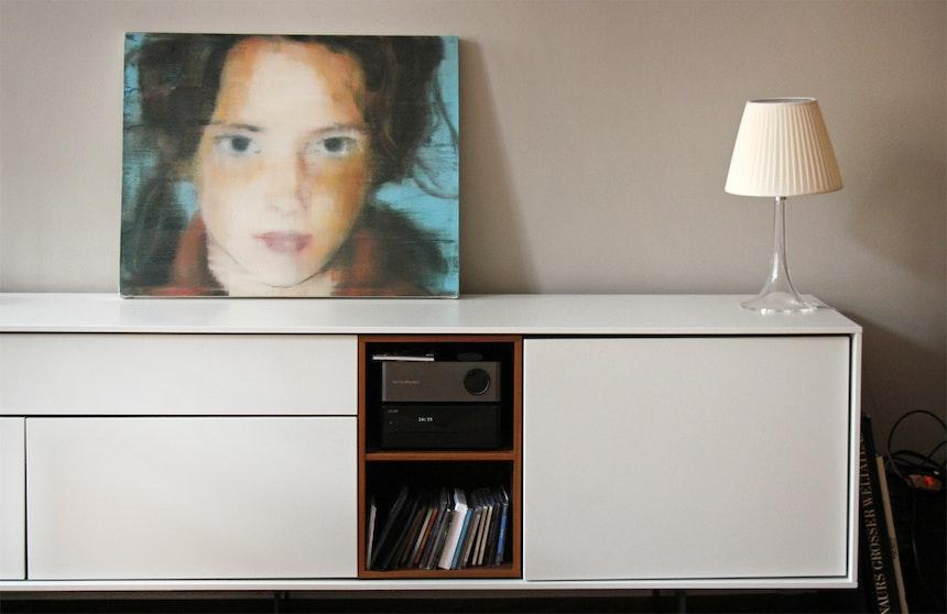 Kunst/Portrait: Harding Meyer