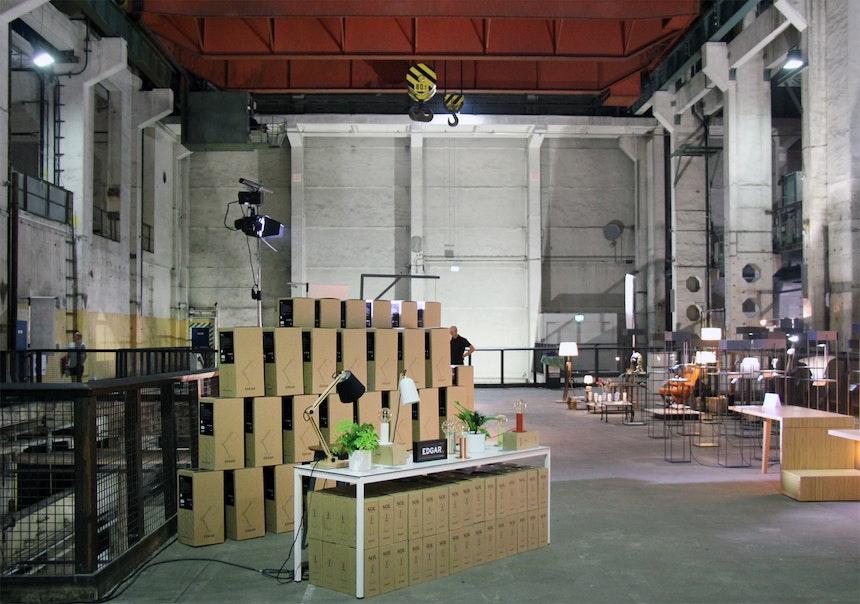 Edgar, mit Tap ON/ Tap OFF (berührungsempfindlichem) Dimmer, Edgar Home GmbH, Simon Pithie, Berlin