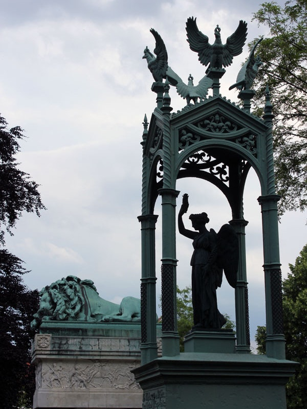 Invalidenfriedhof Berlin 1