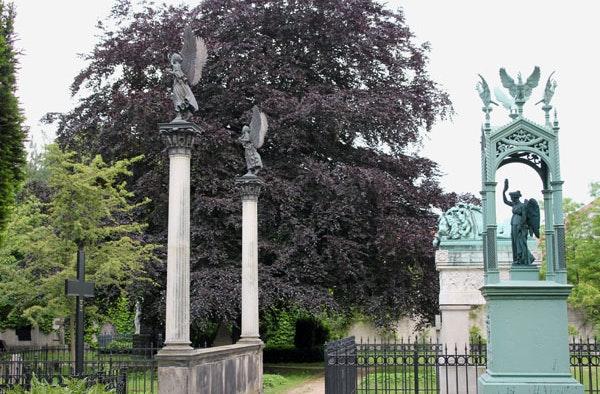Invalidenfriedhof Berlin 2