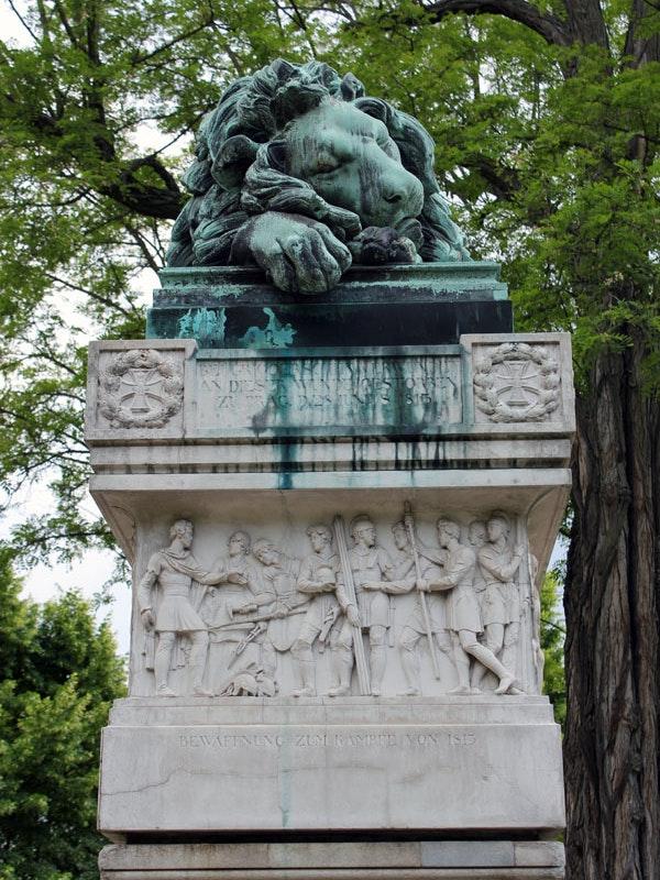 Grabdenkmal/ Gerhard von Scharnhorst
