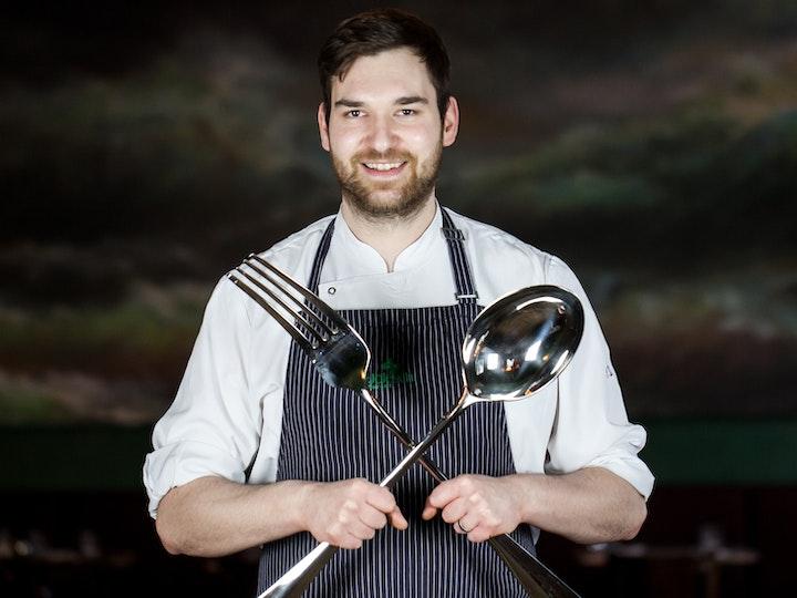 Jolesch Chefkoch Tobias Janzen Credits White Kitchen