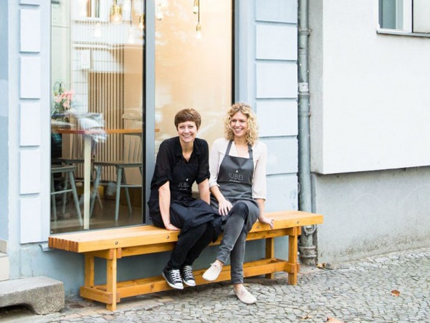 Kai Michels & Lucie Babinska, Foto: Caroline Prange Photographie