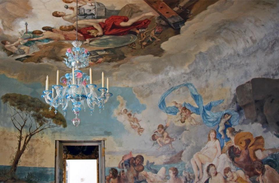 Königsklasse Ii Im Schloss Herrenchiemsee 1