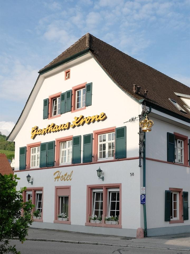 Hotel Krone Weil 12